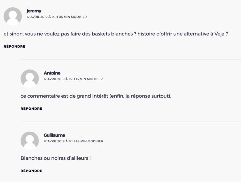 basket blanche loom commentaire client