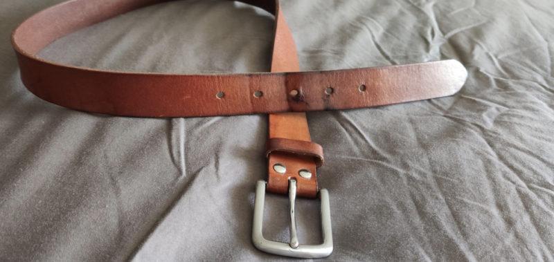 ceinture deux ans
