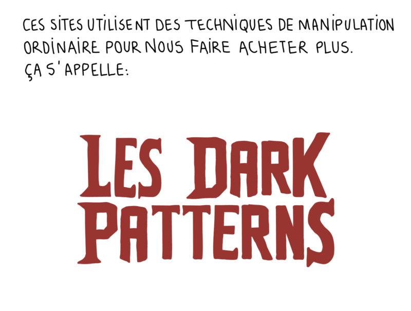 bd dark pattern